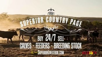 Superior Livestock Auction TV Spot, 'The Superior Country Page' - Thumbnail 3