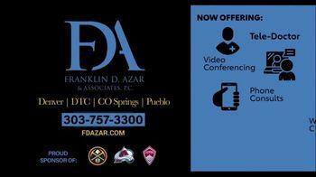 Franklin D. Azar & Associates, P.C. TV Spot, 'Hurt Back' - Thumbnail 10