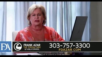 Franklin D. Azar & Associates, P.C. TV Spot, 'Hurt Back' - Thumbnail 2