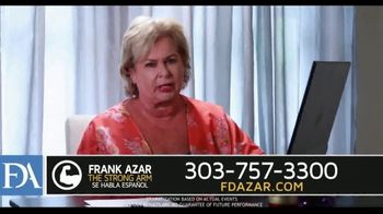 Franklin D. Azar & Associates, P.C. TV Spot, 'Hurt Back' - Thumbnail 4