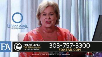 Franklin D. Azar & Associates, P.C. TV Spot, 'Hurt Back' - Thumbnail 5