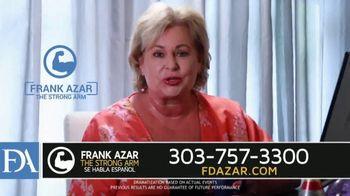 Franklin D. Azar & Associates, P.C. TV Spot, 'Hurt Back' - Thumbnail 6