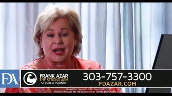 Franklin D. Azar & Associates, P.C. TV Spot, 'Hurt Back' - Thumbnail 7
