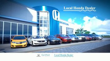 Honda TV Spot, 'Certified Pre-Owned: Stop Searching Online' [T2] - Thumbnail 5