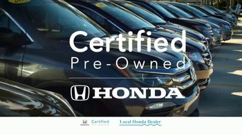 Honda TV Spot, 'Certified Pre-Owned: Stop Searching Online' [T2] - Thumbnail 1