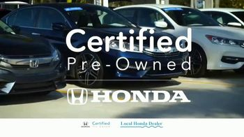 Honda TV Spot, 'Certified Pre-Owned: Stop Searching Online' [T2] - Thumbnail 2