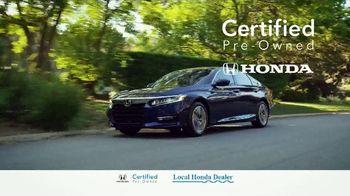 Honda TV Spot, 'Certified Pre-Owned: Like New' [T2]