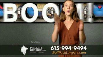 Phillip S. Georges, PLLC TV Spot, 'Rear Ended' - Thumbnail 1