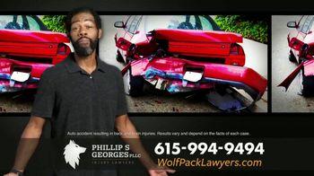 Phillip S. Georges, PLLC TV Spot, 'Rear Ended' - Thumbnail 4