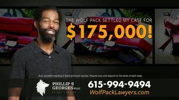 Phillip S. Georges, PLLC TV Spot, 'Rear Ended' - Thumbnail 5