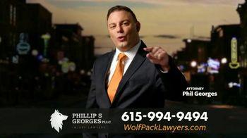 Phillip S. Georges, PLLC TV Spot, 'Rear Ended' - Thumbnail 7