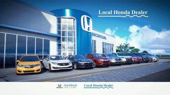 Honda TV Spot, 'Certified Pre-Owned: Inspected and Certified' [T2] - Thumbnail 7