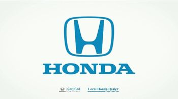 Honda TV Spot, 'Certified Pre-Owned: Inspected and Certified' [T2] - Thumbnail 5