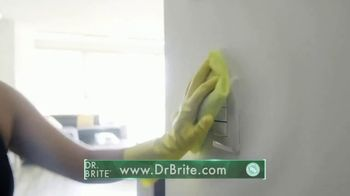 Dr. Brite Naturals Disinfecting Wipes TV Spot, 'Routine Cleaning' - Thumbnail 5
