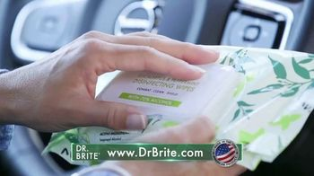Dr. Brite Naturals Disinfecting Wipes TV Spot, 'Routine Cleaning' - Thumbnail 9