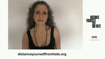 Distance Yourself From Hate TV Spot, 'Love' Ft. Rosie Perez, Bebe Neuwirth, Cecily Strong - Thumbnail 2