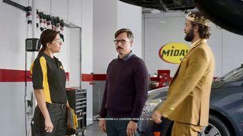 Midas TV Spot, 'Feel Like a King: Oil Change and Tire Rotation'