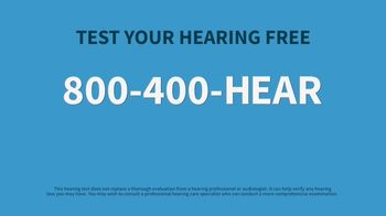 MDHearingAid TV Spot, 'Hearing Test' - Thumbnail 6