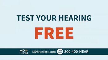 MDHearingAid TV Spot, 'Hearing Test' - Thumbnail 2