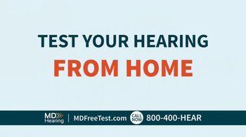 MDHearingAid TV Spot, 'Hearing Test' - Thumbnail 3