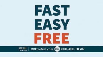 MDHearingAid TV Spot, 'Hearing Test' - Thumbnail 5