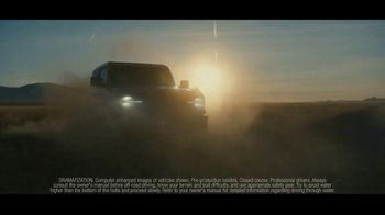 Ford TV Spot, 'Built Wild' [T1]