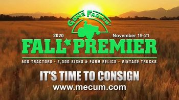 Mecum Gone Farmin' Fall Premier TV Spot, 'Consign Your Collection' - Thumbnail 4