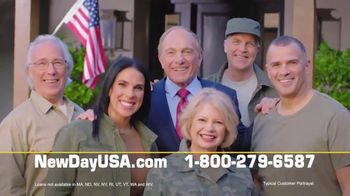 NewDay USA WA Streamline REFI TV Spot, 'Make the Most of Your Home Loan Benefits' - Thumbnail 1