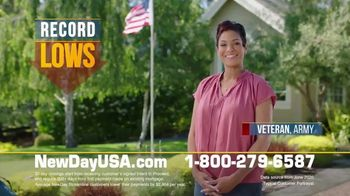 NewDay USA WA Streamline REFI TV Spot, 'Make the Most of Your Home Loan Benefits' - Thumbnail 2