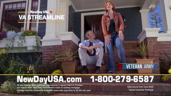 NewDay USA WA Streamline REFI TV Spot, 'Make the Most of Your Home Loan Benefits' - Thumbnail 3