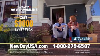 NewDay USA WA Streamline REFI TV Spot, 'Make the Most of Your Home Loan Benefits' - Thumbnail 4