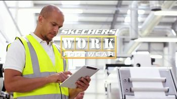 Skechers Work Relaxed Fit TV Spot, 'Estable y seguro' [Spanish] - Thumbnail 1
