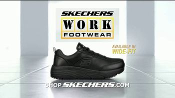 Skechers Work Relaxed Fit TV Spot, 'Estable y seguro' [Spanish] - Thumbnail 9