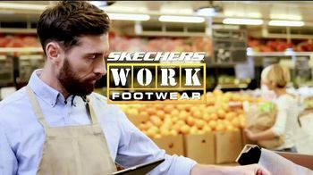 Skechers Work Relaxed Fit TV Spot, 'Estable y seguro' [Spanish] - Thumbnail 2