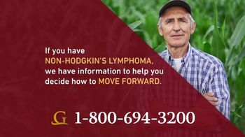 Goldwater Law Firm TV Spot, 'Lawsuits: Non-Hodgkin's Lymphoma'