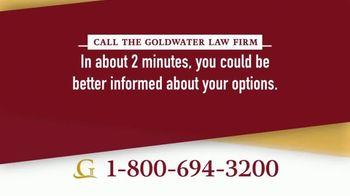 Goldwater Law Firm TV Spot, 'Lawsuits: Non-Hodgkin's Lymphoma' - Thumbnail 6