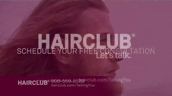 Hair Club TV Spot, 'What is Your Hair Trying to Tell You' - Thumbnail 10