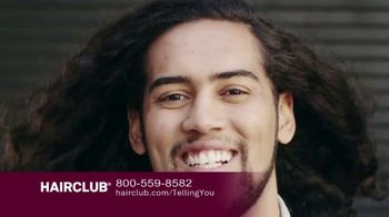 Hair Club TV Spot, 'What is Your Hair Trying to Tell You' - Thumbnail 7