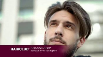 Hair Club TV Spot, 'What is Your Hair Trying to Tell You' - Thumbnail 8