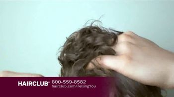 Hair Club TV Spot, 'What is Your Hair Trying to Tell You' - Thumbnail 9