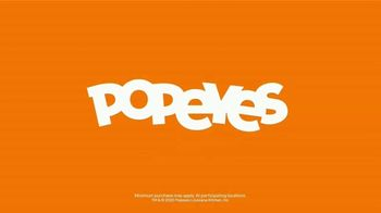 Popeyes Family Meal TV Spot, 'Pizza Party Crashers' - Thumbnail 9