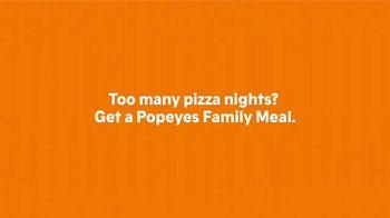 Popeyes Family Meal TV Spot, 'Pizza Party Crashers' - Thumbnail 7