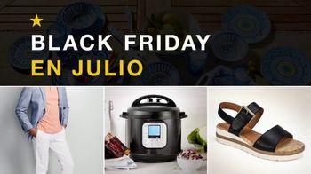 Macy's Black Friday en Julio TV Spot, 'Especiales increíbles' [Spanish] - Thumbnail 1