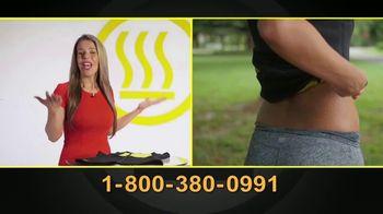 Hot Shapers Waist Shapers TV Spot, 'Ajustable' con Adriana Martin [Spanish] - Thumbnail 2
