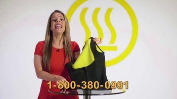 Hot Shapers Waist Shapers TV Spot, 'Ajustable' con Adriana Martin [Spanish] - Thumbnail 5