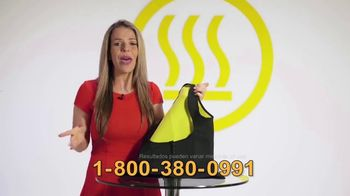 Hot Shapers Waist Shapers TV Spot, 'Ajustable' con Adriana Martin [Spanish] - Thumbnail 7