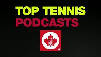 Tennis Channel Podcast Network TV Spot, 'Go Deeper'
