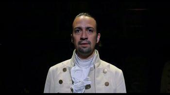 Disney+ TV Spot, 'Hamilton' canción de Lin-Manuel Miranda [Spanish] - Thumbnail 7