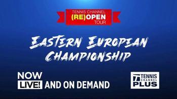 Tennis Channel Plus TV Spot, 'Eastern European Championship' - Thumbnail 10