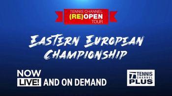 Tennis Channel Plus TV Spot, 'Eastern European Championship' - Thumbnail 9